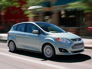 Технические характеристики Ford C-Max