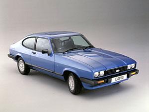Технические характеристики Ford Capri