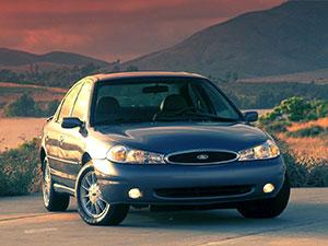 Технические характеристики Ford Contour