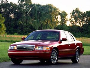Технические характеристики Ford Crown Victoria