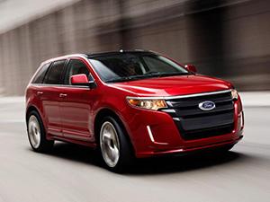 Технические характеристики Ford Edge