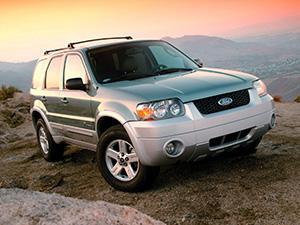 Технические характеристики Ford Escape 2.0 i 16V XLS 4WD 2000-2008 г.