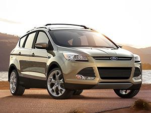 Технические характеристики Ford Escape