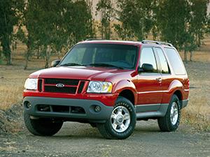 Explorer с 1995 по 2003