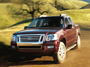 Технические характеристики Ford Explorer Sport