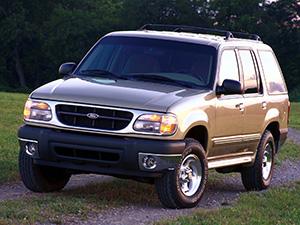 Explorer с 1995 по 2002