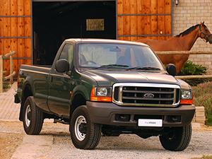 Технические характеристики Ford F-250 6.0 TD Regular Cab Super Duty 4WD 2004- г.