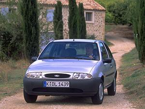 Технические характеристики Ford Fiesta 1.4i 1994-1995 г.