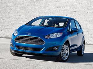 Технические характеристики Ford Fiesta 1.6 Ti-VCT 2012- г.