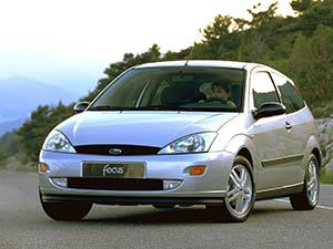 Технические характеристики Ford Focus 1.8i 16V 1998-2001 г.