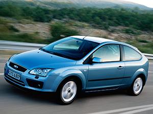 Технические характеристики Ford Focus 2.5 20V Turbo ST 2004-2008 г.