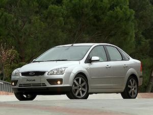 Технические характеристики Ford Focus 1.8 16V 2005-2008 г.