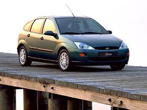 Технические характеристики Ford Focus 2.0i 16V 1998-2001 г.