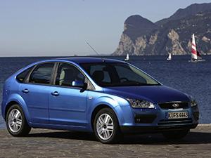 Технические характеристики Ford Focus 2.0 16V 2004-2008 г.
