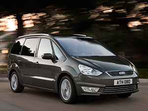 Технические характеристики Ford Galaxy