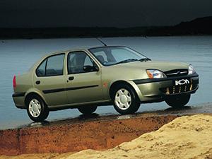 Технические характеристики Ford Ikon