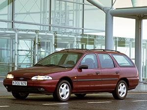 Технические характеристики Ford Mondeo 2.0i 4x4 1993-1996 г.
