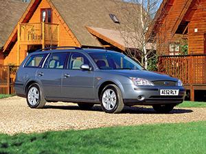 Технические характеристики Ford Mondeo 1.8 16V 2003-2005 г.