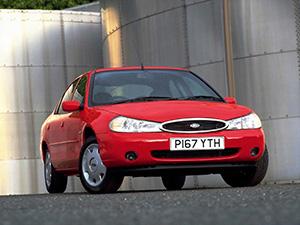 Технические характеристики Ford Mondeo 1.6i 1996-2000 г.