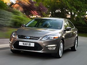 Технические характеристики Ford Mondeo 2.0 2010-2013 г.