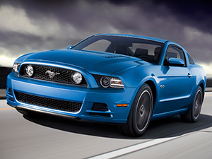 Технические характеристики Ford Mustang