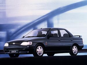 Технические характеристики Ford Orion