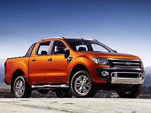 Технические характеристики Ford Ranger