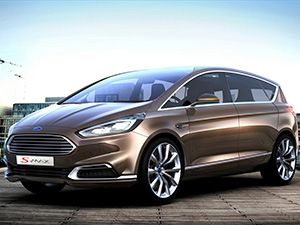 Технические характеристики Ford S-MAX