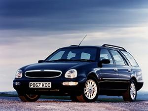 Технические характеристики Ford Scorpio 2.0i 16V 1994-1997 г.