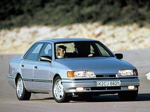 Технические характеристики Ford Scorpio 2.4i 1990-1992 г.