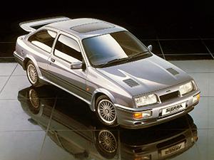 Технические характеристики Ford Sierra 1.8 1987-1990 г.