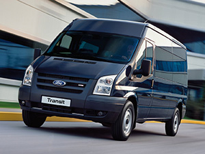 Технические характеристики Ford Transit