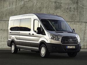 Технические характеристики Ford Transit MWB H2 2.2 TDCi 2012- г.