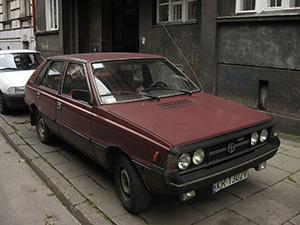FSO Polonez 5 дв. хэтчбек Polonez