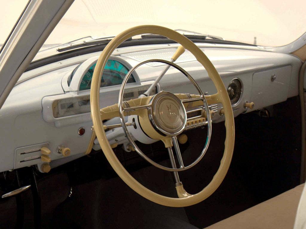 ГАЗ (GAZ) 21 (1 серия) 1956-1958 г.