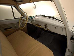 ГАЗ 21 4 дв. седан (1 серия)
