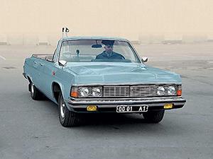 ГАЗ Чайка 4 дв. кабриолет 1405