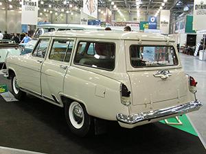 ГАЗ 22 5 дв. универсал 22