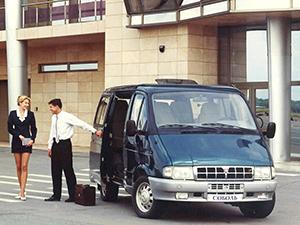 ГАЗ Баргузин 4 дв. минивэн 2217