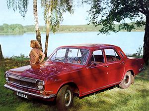 ГАЗ 24 4 дв. седан 24