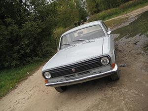 ГАЗ 24 4 дв. седан 2410