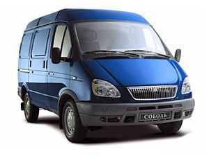 ГАЗ Соболь 4 дв. фургон 2752 Соболь