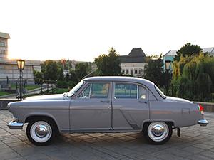 ГАЗ 21 4 дв. седан (3 серия)