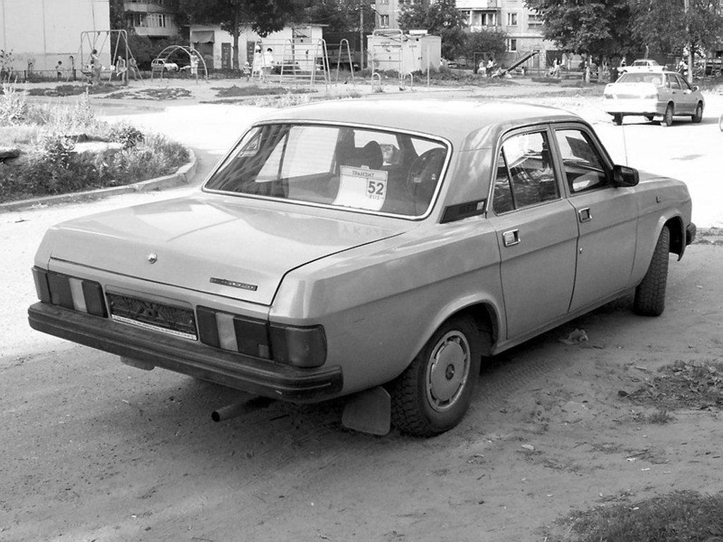 ГАЗ (GAZ) 31029 1992-1997 г.