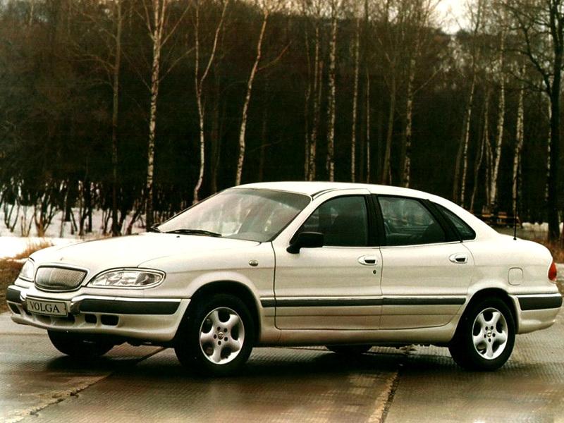 ГАЗ (GAZ) 3103 1998-2002 г.