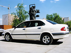 ГАЗ 3103 4 дв. седан 3103