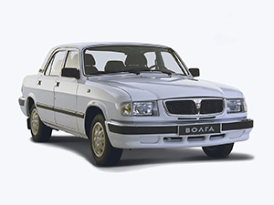 ГАЗ 3110 4 дв. седан 3110