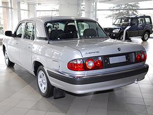 ГАЗ 31105 4 дв. седан 31105