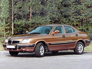 ГАЗ 3111 4 дв. седан 3111