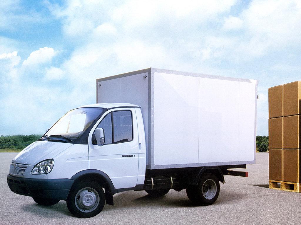 ГАЗ Газель 2 дв. фургон 3302